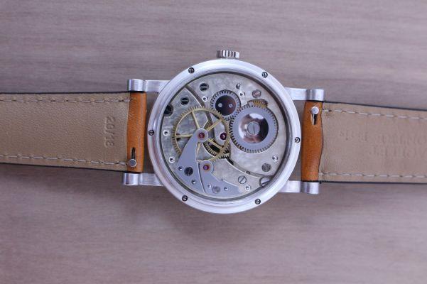 """Auffret Paris """"Tourbillon à Paris"""" Subscription Series watch movement"""