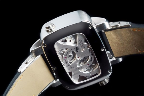 4N Watch Case Back View model 4N-MVT01/D01