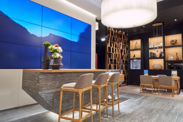 Audemars Piguet Boutique at Top City Taichung Store in Taiwan