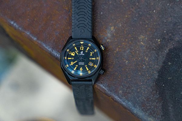 BOLDR Expedition 2019 Sinai watch