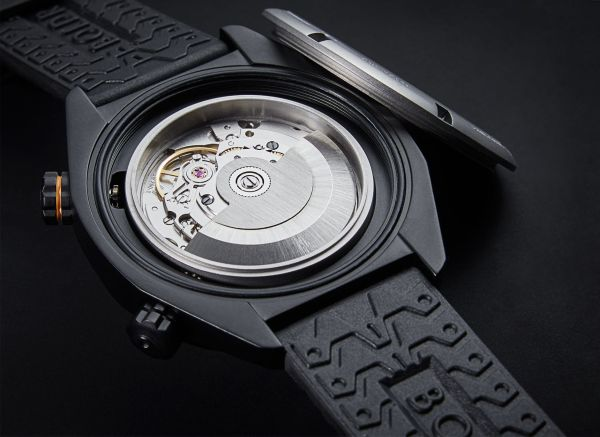 BOLDR Expedition 2019 watch movement