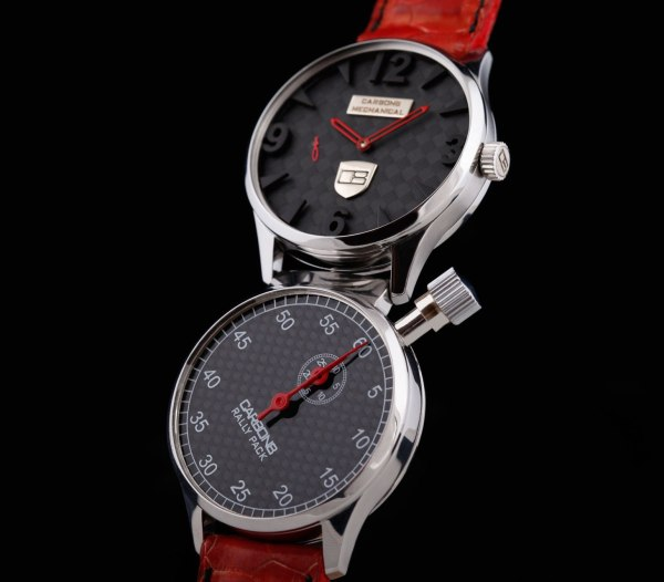 CARBON8 RALLY PACK watch
