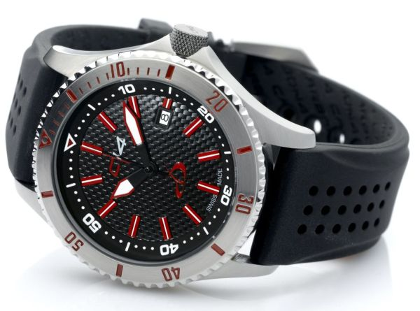 Carbon 14 Didier Défago Limited Edition watch