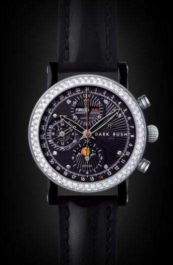 Dark Rush GTB (Grand Timepiece Brilliant) Chronograph Limited Edition