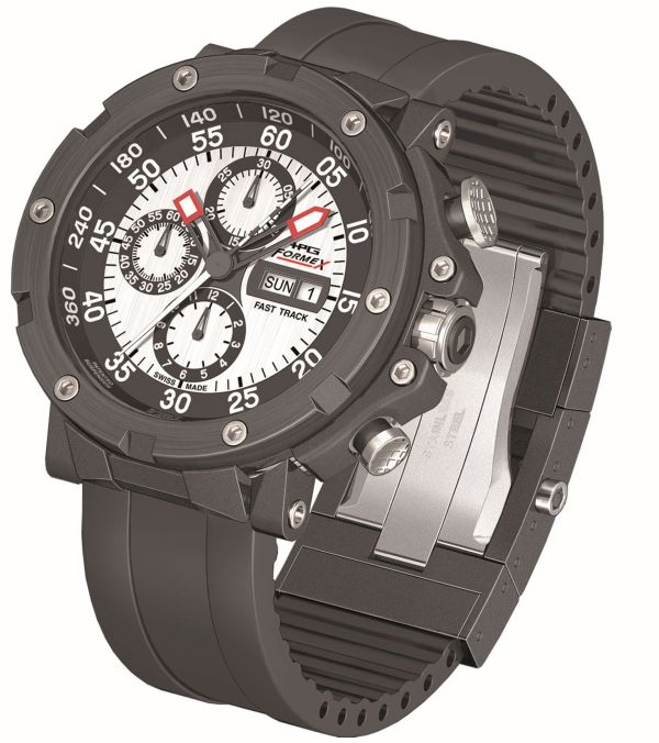 FORMEX Fast Track Automatic Chronograph