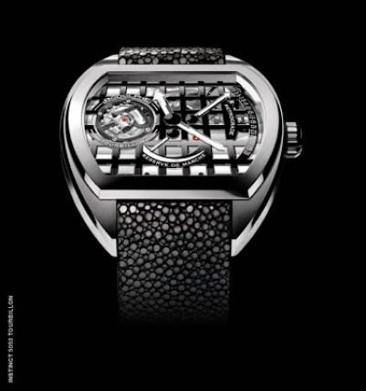 Rodolphe Instinct 5053 Tourbillon watch