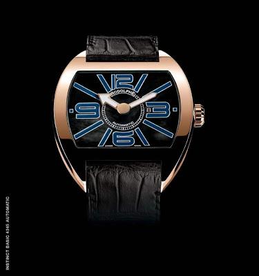 Rodolphe Instinct Basic 4345 Automatic watch