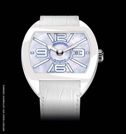 Rodolphe Instinct Basic 4851 Automatic Ceramic watch