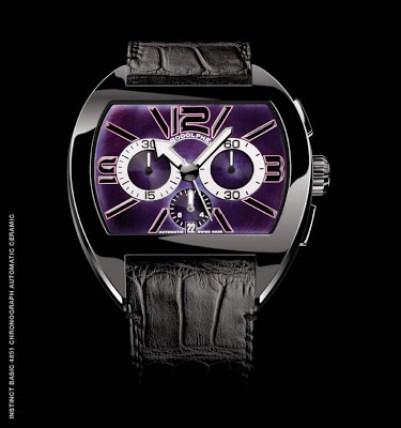 Rodolphe Instinct Basic 4851 Chronograph Automatic Ceramic watch