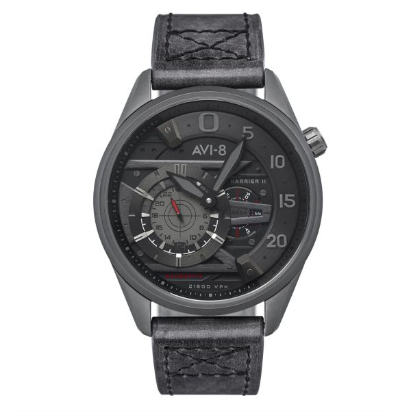 AVI-8 Hawker Harrier 'Ace of Spades' Automatic Edition