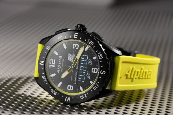 AlpinerX Red Bull Air Race Team 99 Limited Edition Watch, Designed by Michael Goulian
