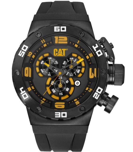 Cat® Timekeeping Equipment DS49 chronograph watch