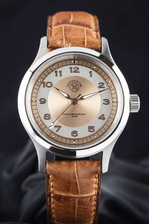 """EOT Collaboration One """"C1"""" watch"""