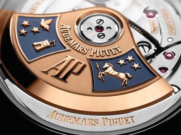 Audemars Piguet Millenary Frosted Gold Philosophique caliber 3140