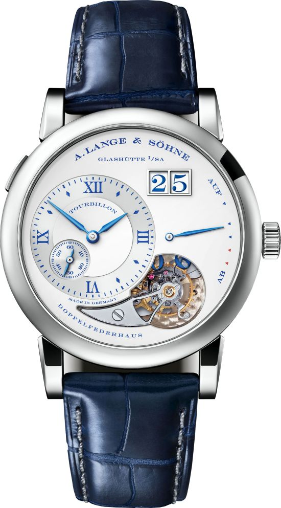 "A. Lange & Söhne Lange 1 Tourbillon ""25th Anniversary"" Limited Edition"
