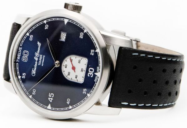 Boston & Stewill Tourer New watch with Midnight Blue Dial