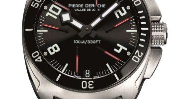 Pierre DeRoche GrandCliff 1004 Royal Retro Limited Edition