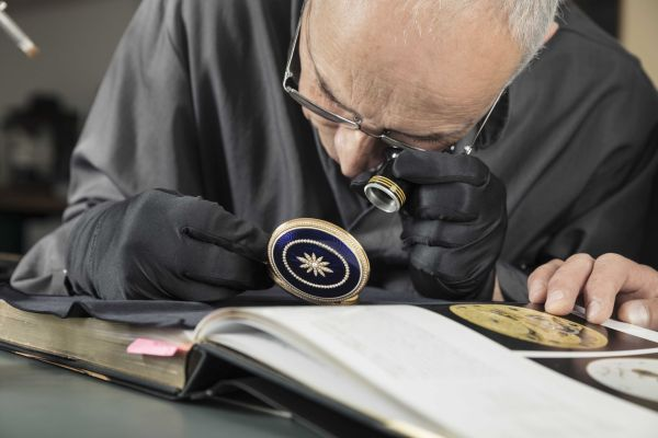 Parmigiani Fleurier - Restoration and Preservation of Watchmaking Heritage