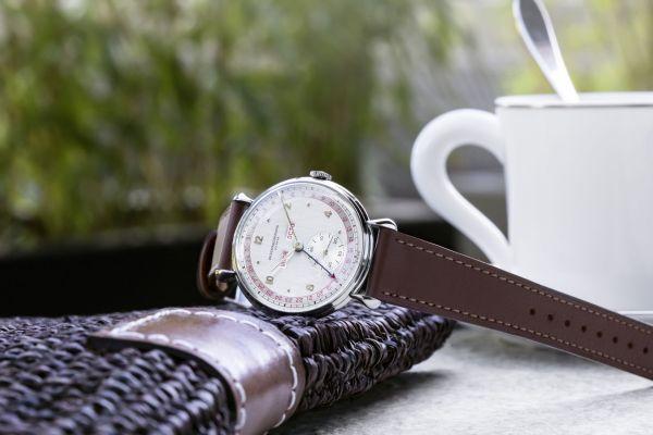 Vacheron Constantin Stainless steel Triple Calendar gentleman's wristwatch, 1942