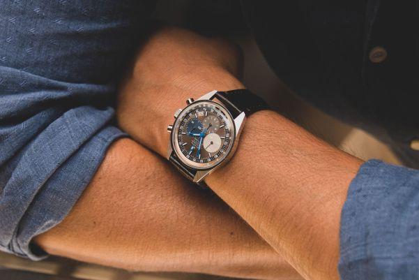 Zenith El Primero A386 Revival« Fine Watch Club Edition »