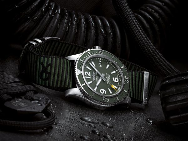Breitling Superocean Automatic 44 Outerknown watch