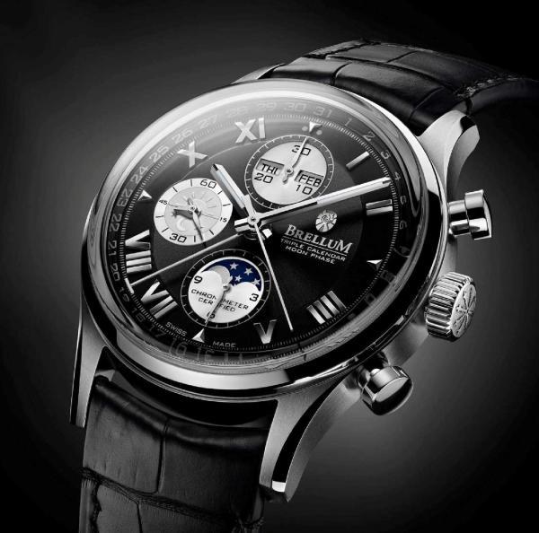 Brellum Duobox Classic LE.5 Chronometer Limited Edition watch