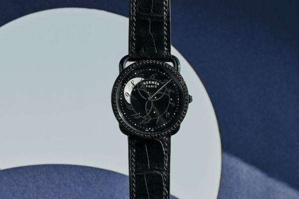 Hermès Arceau Ronde Des Heures Watch Limited Edition