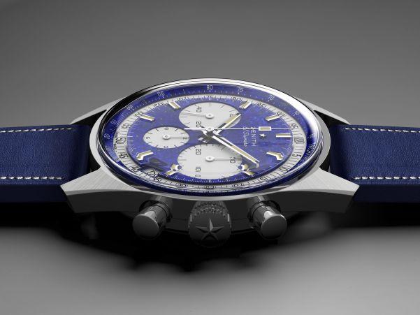 Zenith El Primero Chronograph Platinum Unique Piece, Designed by Phillips in Association with Bacs & Russo