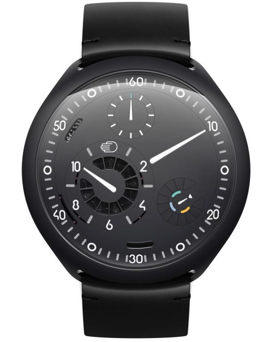 Ressence Type 2 - The First Mechanical Watch with a Smart Crown