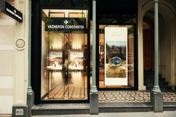 The first Vacheron Constantin boutique in Australia opens at 88 Collins Street, Melbourne 1