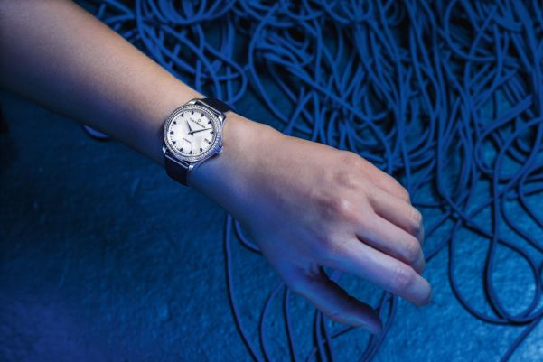 Bucherer BLUE Collection - The Manero AutoDate Bucherer BLUE by Carl F. Bucherer