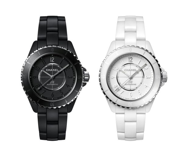 CHANEL J12 Inseparables for Only Watch 2019