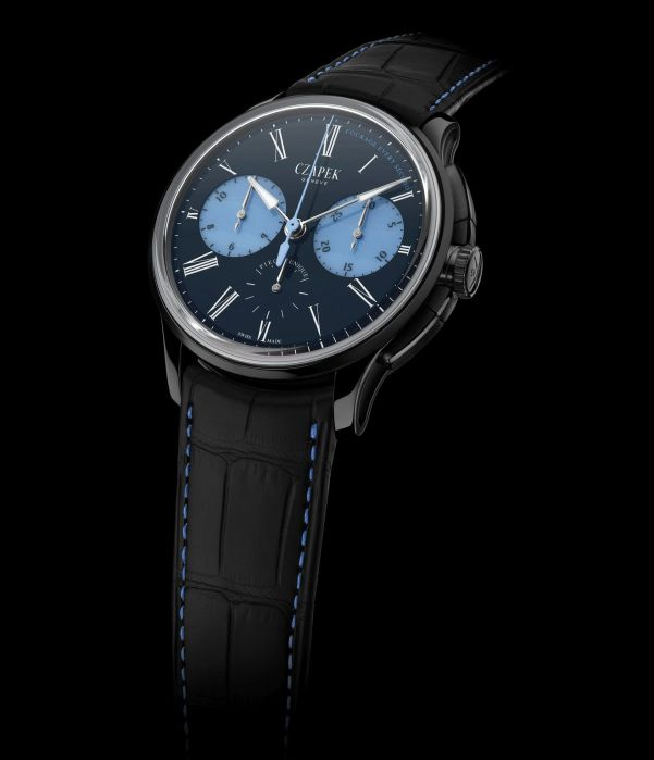 Czapek & Cie. Faubourg de Cracovie Only Watch 2019 ''Courage every second''