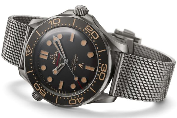 OMEGA Seamaster Diver 300M 007 Edition: The Newest James Bond Watch