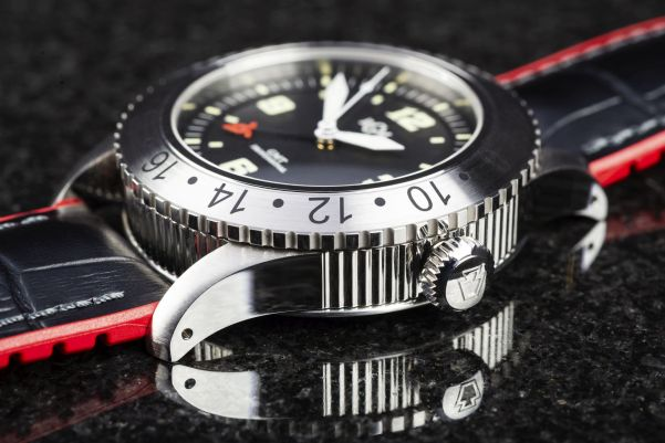 RGM Model 500-GMT-RS (Richard Sachs) Limited Edition watch
