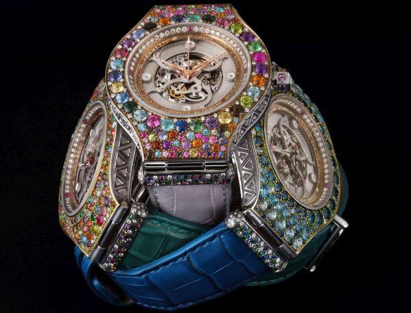 Zannetti High Jewelry Masterpiece Collection - Fantastic Jewelry