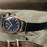 AVI-8 Flyboy Eagle Squadron Bronze Automatic Limited Edition watch