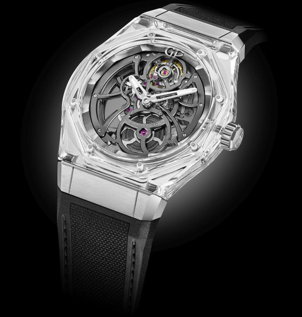 Girard-Perregaux Laureato Absolute Light Limited Edition
