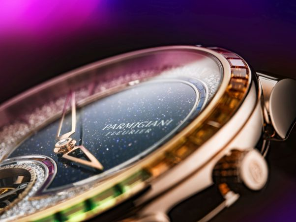 Parmigiani Fleurier Tonda 1950 Double Rainbow Flying Tourbillon