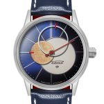 "Raketa ""Copernicus"" Automatic Watch"