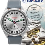 "Raketa ""Tu-160 Pilot"" Automatic Watch"