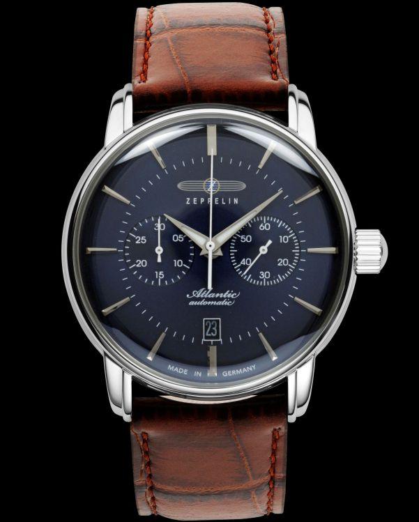 ZEPPELIN Atlantic automatic chronograph, ref. 8422