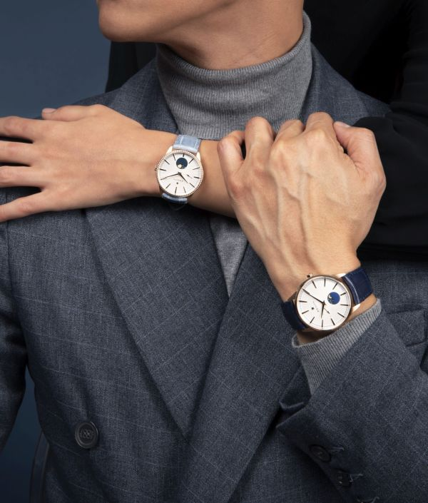 Zenith Elite Collection - New Classic and Moonphase Models
