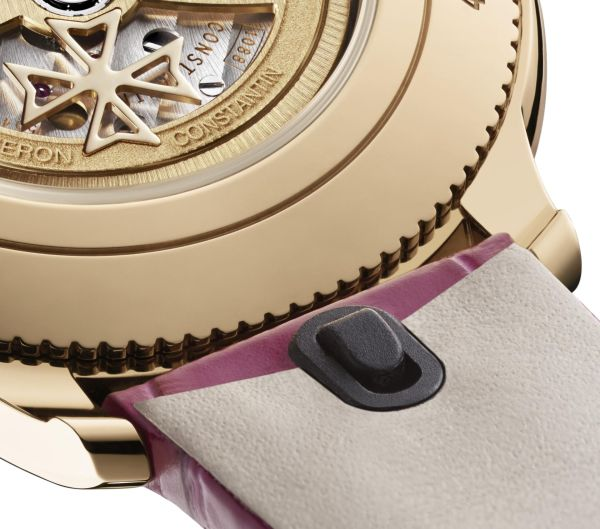 Vacheron Constantin Égérie self-winding