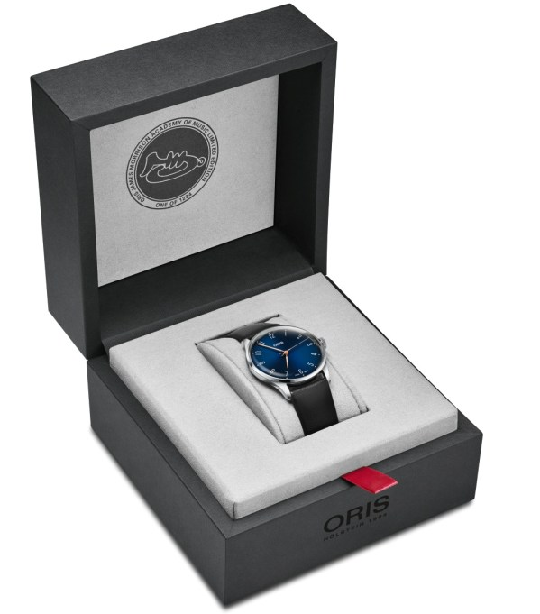 01 733 7762 4085-Set - Oris James Morrison Academy of Music Limited Edition