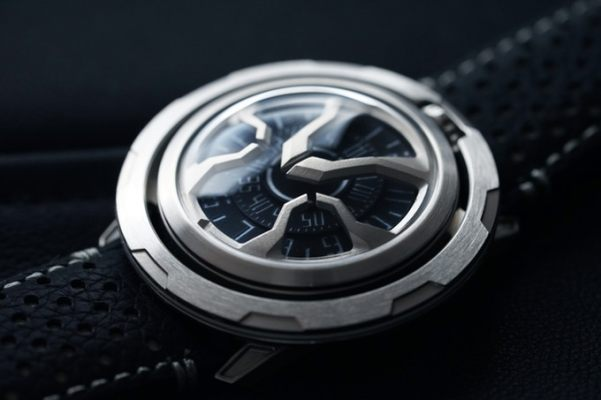 AISION DESIGN: UFO Inspired Automatic Watches from Hong Kong