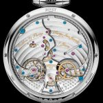 BOVET 1822 Fleurier 19Thirty, New Dial Versions Highlighting the « Fleurisanne » Engraving 3