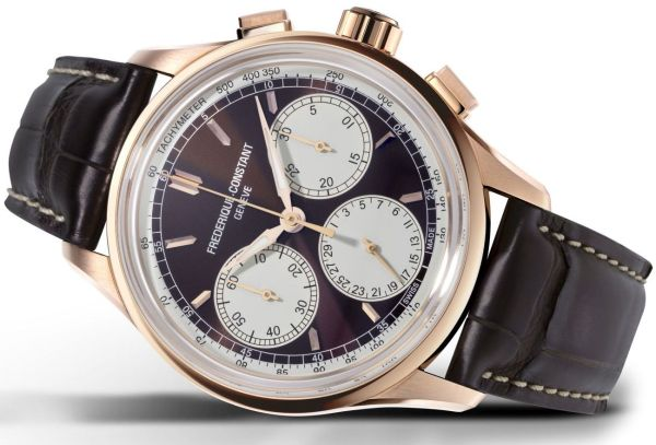 Frederique Constant Flyback Chronograph Manufacture FC-760CHC4H4