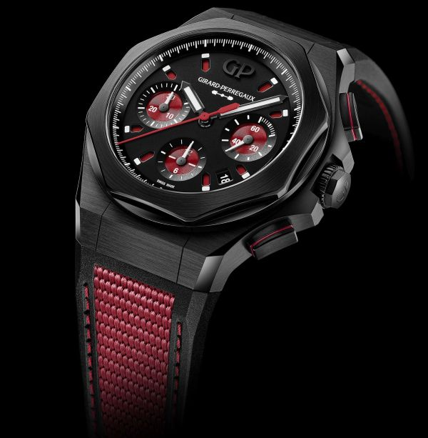 Girard-Perregaux Laureato Absolute Passion limited edition