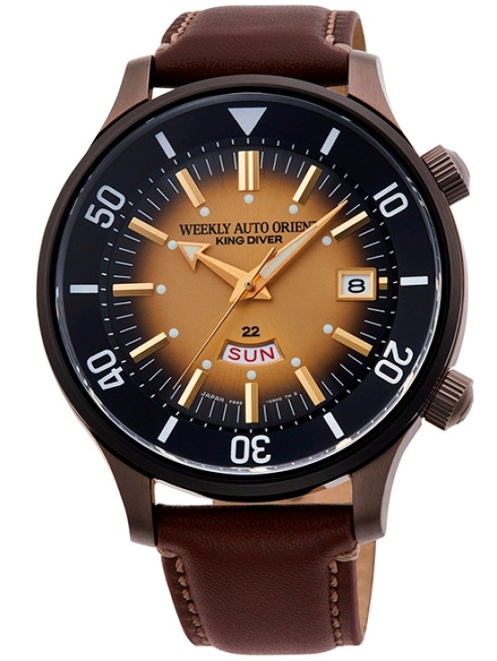 ORIENT WEEKLY AUTO ORIENT KING DIVER
